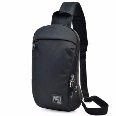 Price Unbalance Crossbody Canvas Chest Sling Bag Backpack For Men Hush Gecko Singapore