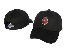 Unisex Adjustable Fashion Leisure Baseball Hat Bape Snapback Cap Intl On China