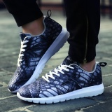 Price Comparisons Unisex Women Men Casual Sneakers Sports Running Breathable Camouflage Shoes Intl