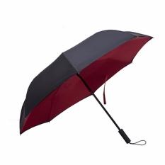 Upside Down Umbrella Reverse Designer Umbrella Opposite Folding Anti Uv Umbrella - Intl By Five Star Store.