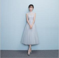 Best Offer Ur Evening Dress Wedding Dress Grey Intl