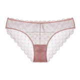Us Mesh Transparent Panties Orange Pink Lowest Price