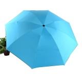 Sale Ustore Reverse Fashion Inverted Umbrella Black Coating 3 Folding Automatic Umbrella Intl China Cheap