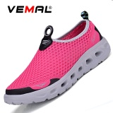 Vemal Women Athletic Shoes Breathable Mesh Sport Casual Sneakers Running Shoes Pink Intl Lower Price