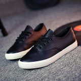 How Do I Get Ulzzang Versatile Student Breathable Canvas Shoes Sneakers Women S Women S Black