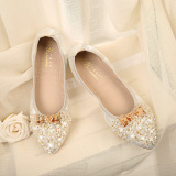 Versatile Soft Black Maternity Driving Shoes Pumps Silver Silver Coupon Code
