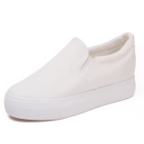Discount Versatile Spring New Style Student Cloth Shoes Korean Style Sail Cloth Shoes White