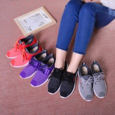 Great Deal Victory 2017 Women Movement Running Shoes Leisure Cloth Shoes Fly Weave Movement For Women S Shoes Red Intl