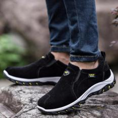 Victory Men S Casual Shoes Movement Outdoor Hiking Shoes(Black) Intl In Stock