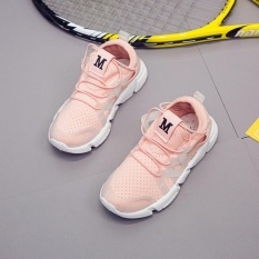 Victory New Children Gym Shoes Fashion Running Shoes The Boy Net Surface Casual Tennis Shoes(pink) - Intl By Dream Shopping Mall.