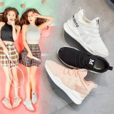 Victory New Women Fashion Sneakers Increase Ventilation Running Shoes Casual Shoes(White) Intl Coupon