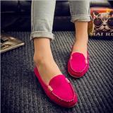 Recent Victory Women Flat Shoes Han Edition Joker Leisure Doug Shoes Red Intl