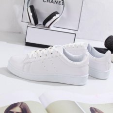 Buy Victory Women S Fashion Flat Sneakers Sport Shoes Fitness Running Shoes Walking Casual Shoes White Intl Oem