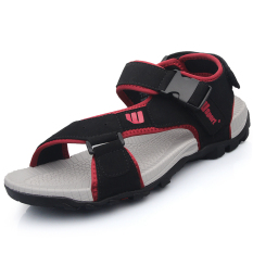 Where To Shop For Men S Men S Vietnam New Style Non Slip Leather Sandals Black Black