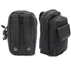 Vococal Portable Multifunctional Waist Bag (black) By Vococal Shop.
