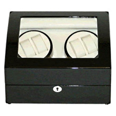 Review Watch Winder 4 6 Black With Beige Interior On Singapore