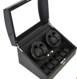 Watch Winder 4 6 Black With Black Interior Review