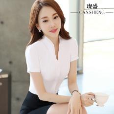 Han Slim Fit L Work Wear White Shirts China