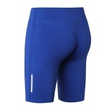 Low Price Women Camouflage Fitness Tight Outdoor Running Gym Yoga Quick Dry Sports Shorts Trousers Blue Intl