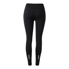Review Women Compression Cool Dry Sports Tights Pants Baselayer Running Leggings (Black Intl China