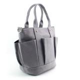 The Cheapest Women Fashion Canvas Handbag Shoulder Bag Large Tote Ladies Purse Gy Intl Online