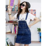 Compare Women Dress Jeans Loose Denim Skirts Prices
