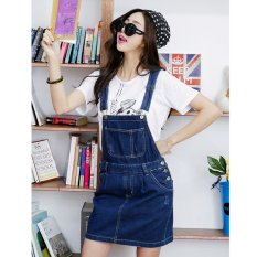 Review Women Dress Jeans Loose Denim Skirts China