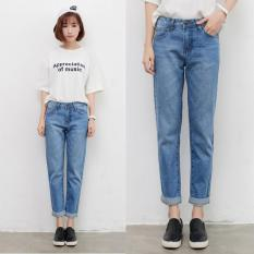 Where To Shop For Women Jeans Harlan Pants Loose Denim Pants Girls Jean Casual Street Trousers Intl
