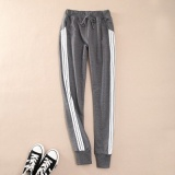 Buy Women Ladies Casual Sport Pant Elastic Waist Trousers Running Jogging Plus Size Intl Oem Original
