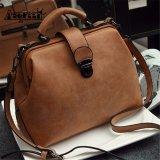 Women Ladies Handbag Shoulder Bag Pu Leather Messenger Bag Satchel Purse Tote Bag Brown Intl Coupon Code