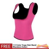 Cheaper Women Neoprene Slimming Body Thermo Shaper Hot Shapers Vest Redu Tops Chest Abdomen Workout Fat Burner Sweat Bodysuit Corset Intl