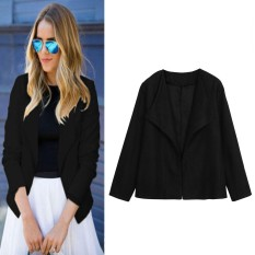 Women Office Casual Slim Suit Business Blazer Jacket Coat Top Outwear Fashion - Intl By Stinsonshop.