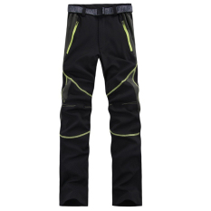 The Cheapest Women Outdoor Breathable Quick Dry Pants Thin Lightweight Trousers(Black) Online
