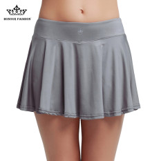 Sale Women S Tennis Skirts With Prevent Exposed Shorts Hf02 Grey