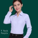 Women Spring Summer Ol Shirts Business Female Office Ladies Tops Formal Suit Shirt Intl Reviews