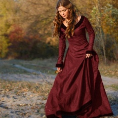Women Vintage Medieval Dress Cosplay Costume Princess Renaissance Gothic Dress Intl For Sale Online
