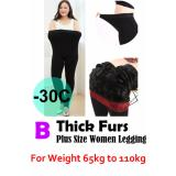 Recent Women Winter Legging Plus Size B