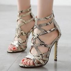 Buy Women S Stiletto High Heels Elegant Party Sandals Intl Online China