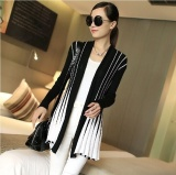 Sale Blackhorse Womens Ladies Knitted Open Cardigan Coat Long Sleeve Top Sweater New Intl Oem Online