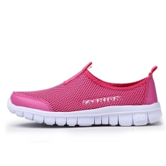 Where To Buy Women S Outdoor Sport Mesh Shoes Lightweight Breathable Walking Runnning Shoes Rose Intl
