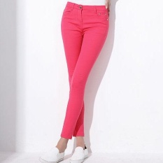Buy Women S Pants Pencil Trousers Spring Stretch Pant For Ladies Female Intl