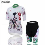 Brand New Women S Sport Road Cycling Jersey Short Sleeve Bike Bicycle Clothing Ropa Ciclismo Breathable Summer Bike Jersey Jersey With Pants Intl