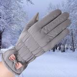 Best Offer Womens Waterproof Windproof Gloves Winter Outdoor Sport Ski Gloves Intl