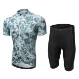 Lowest Price Xintown Men Cycling Jersey Shorts Set Polyester Lycra Quick Dry Pockets Gel Padded Short Sleeve Intl