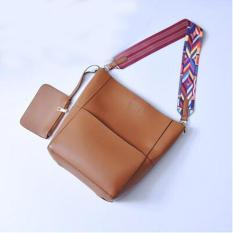 Compare Xkp Bucket Bag Child Mother Relation Bag Shoulder Messenger Bag Large Capacity Handbag Women Bag Intl Prices
