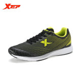 Cheapest Xtep 2016 Summer Running Shoes For Men Air Mesh Trainers Shoes Athletic Sports Training Shoes Men S Rubber Sneakers Black Green