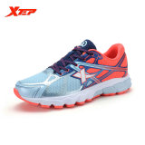 Buy Xtep Brand 2016 Women S Wholesale Running Shoes Ladies Sports Shoes Mesh Sneakers Trainers Outdoor Athletic Shoes Blue Red Cheap On Singapore