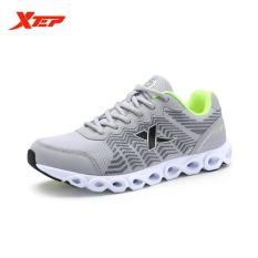 Sale Xtep Brand New Men S Fashion Design Sport Shoes Running Shoes Men S Athletic Outdoor Sport Sneakers Intl China Cheap