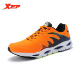 Compare Price Xtep Brand Professional Running Shoes Men Sports Shoes 2016 Damping Trail Runner Athletic Mens Wide Sneakers Orange On China