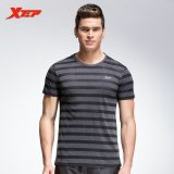 Purchase Xtep Men Running T Shirts Breathable Workout Fitness Shirts Black Online